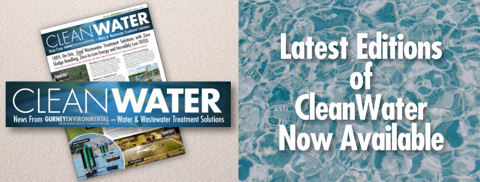 Latest Issues of CleanWater Now Available