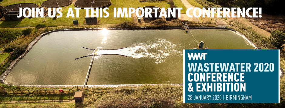 Gurney Environmental Exhibiting At Upcoming WWT Wastewater Conferenece 28 January 2020 In Birmingham