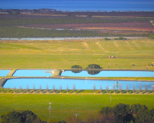 South Gippsland, Australia WWTP